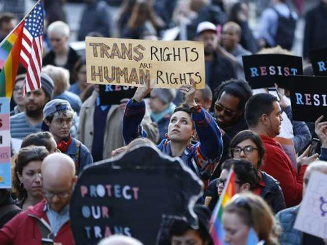 Reports: Trump Administration Trying to Define Trans People Out of Existence