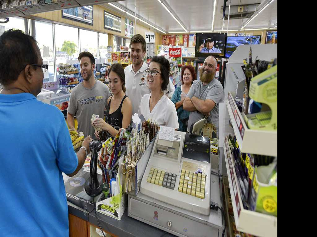 $1.6 Billion Lottery Winnings: What Would You Spend it On?