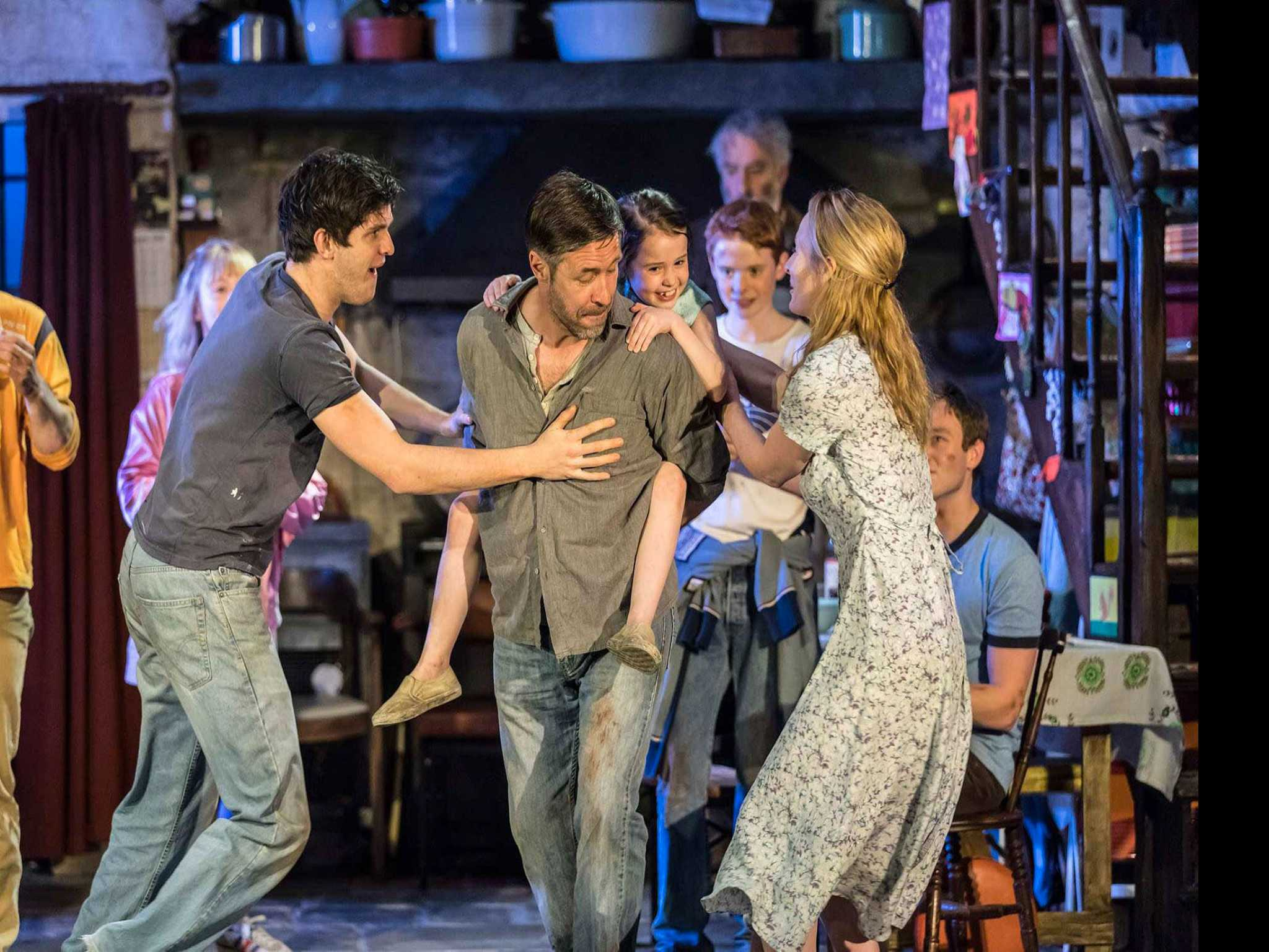 Review :: The Ferryman