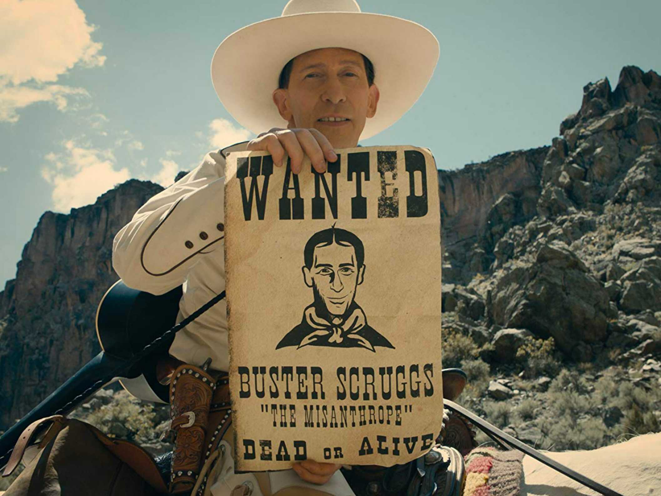Review :: The Ballad of Buster Scruggs