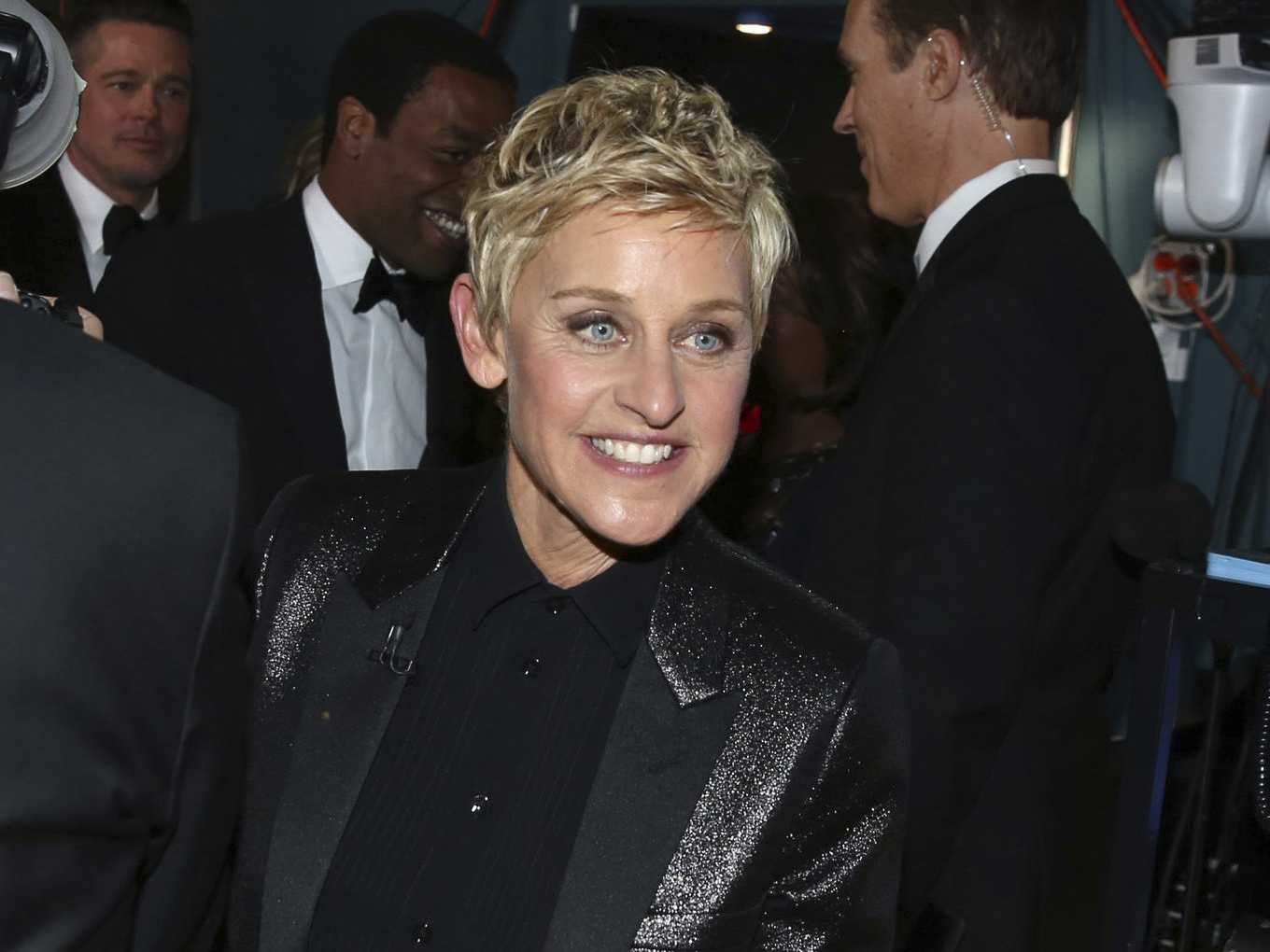 Ellen Reveals Death Threats, Bomb Scare After She Came Out
