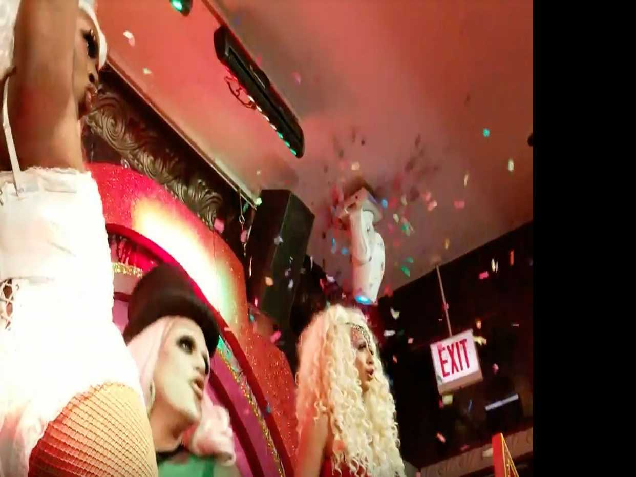 Watch: Drag Race Alumni Celebrate Christina Aguilera and 'Moulin Rouge!'