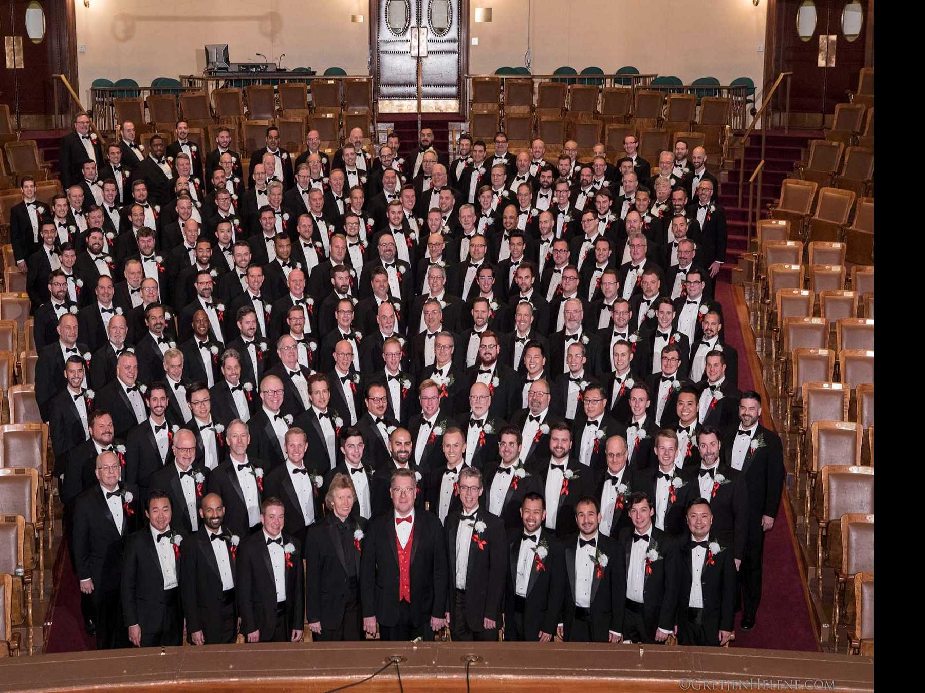 Boston Gay Men's Chorus and Gay Men's Chorus of Los Angeles Face Off in World Series Challenge