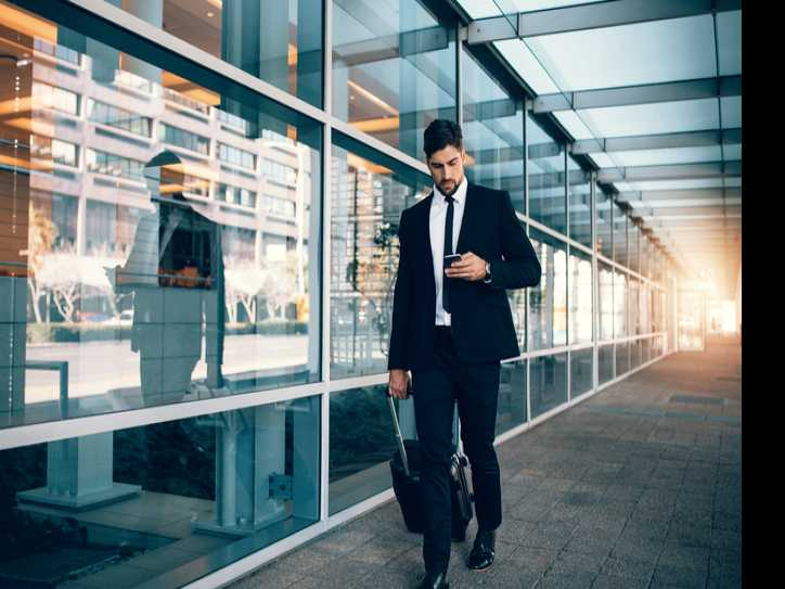 Study Finds Business Travel is All Work and No Play