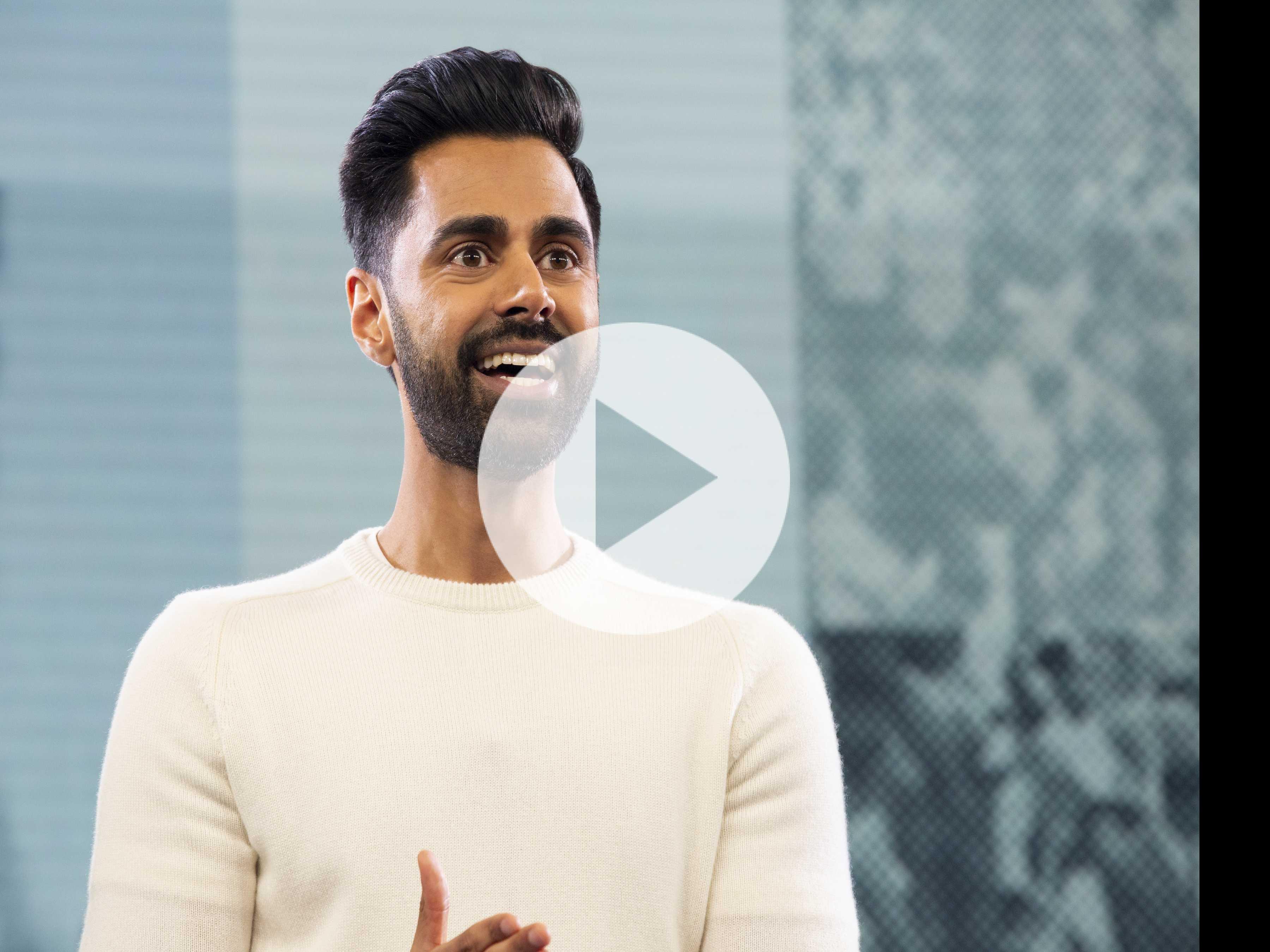 'Queer Eye' Takes on 'Daily Show''s Hasan Minhaj