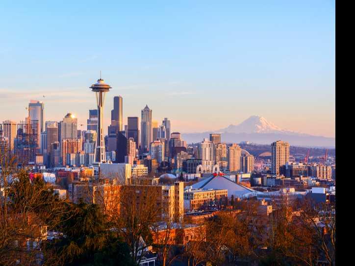 Pride Journey: Seattle