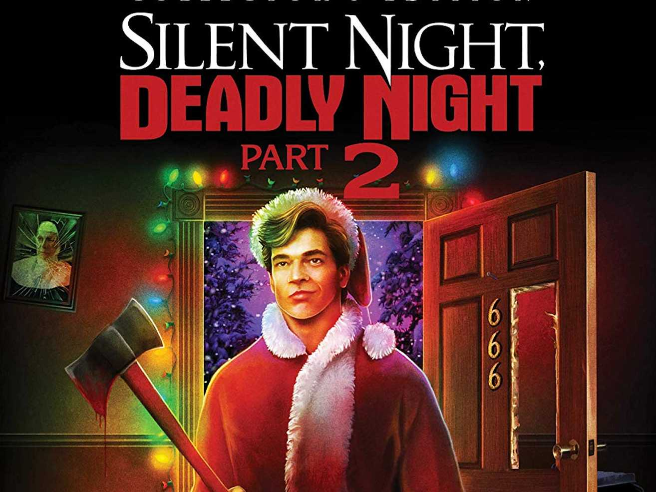 Review :: Silent Night, Deadly Night Part 2