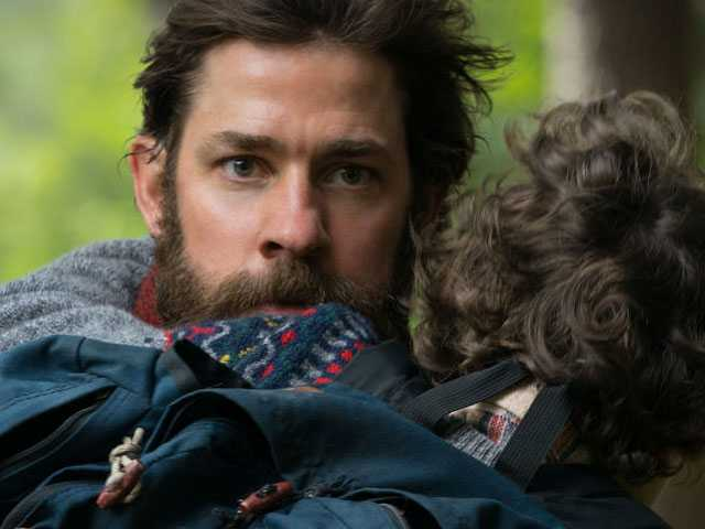 Awards Buzz is Icing for John Krasinski and 'A Quiet Place'