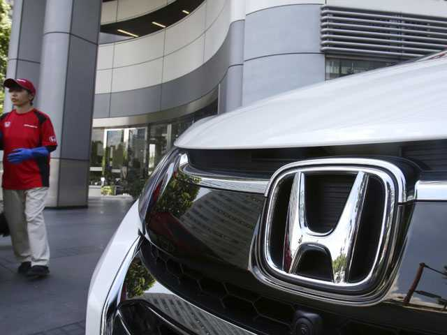 Honda Reports Rise in Profit on Cost Cuts, Healthy Sales