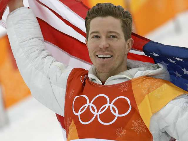 Olympic Champ Shaun White Apologizes for Halloween Costume