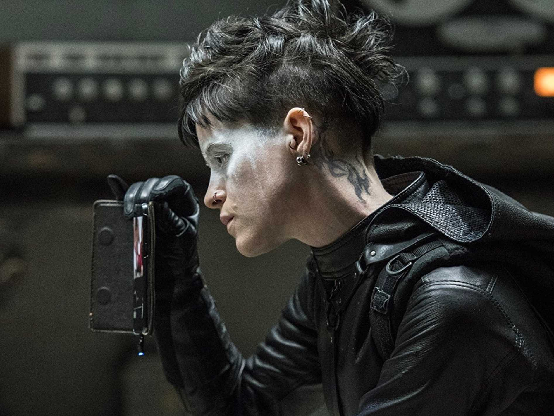 Review :: The Girl In The Spider's Web: A New Dragon Tattoo Story