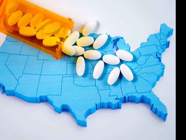 Feds Say Heroin, Fentanyl Remain Biggest U.S. Drug Threat