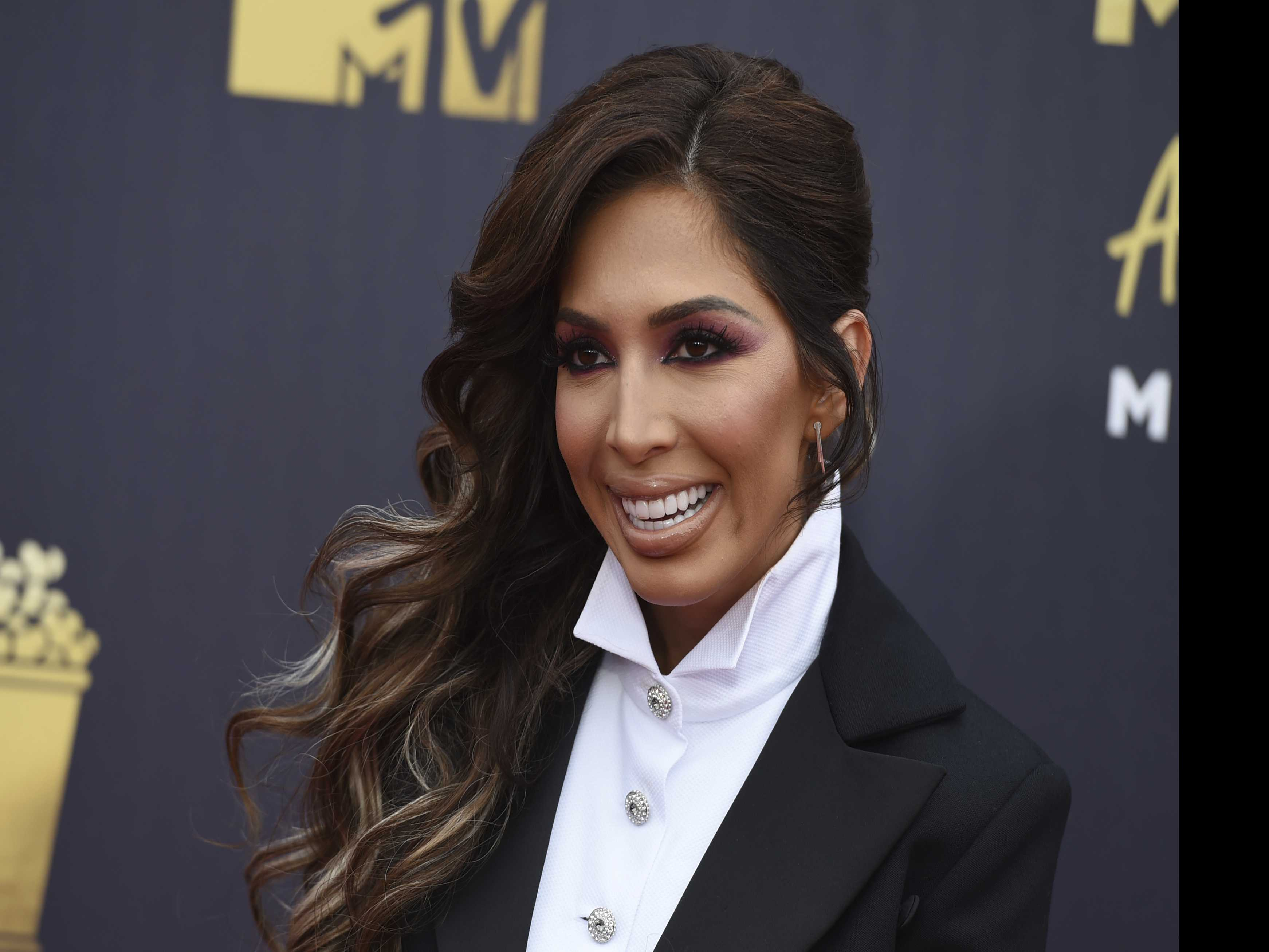 TV's Farrah Abraham Pleads Guilty to Resisting Police