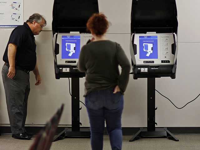 In Georgia, 11th-Hour Daggers over Voting System