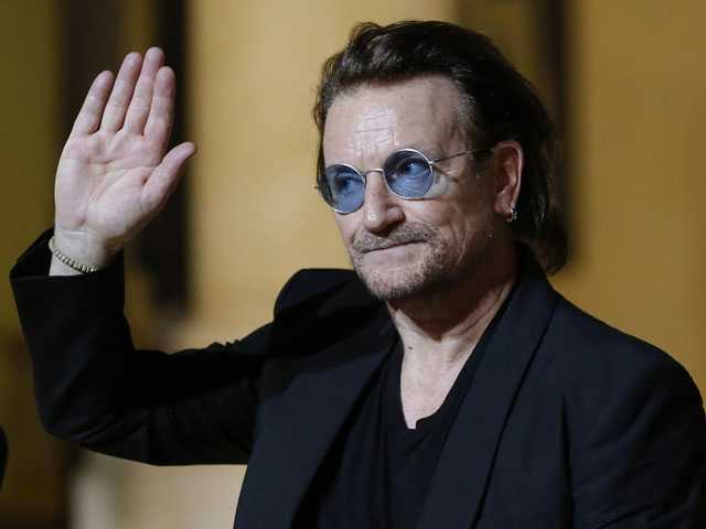 Bono to Congress: Thanks for Ignoring Trump on AIDS Funding