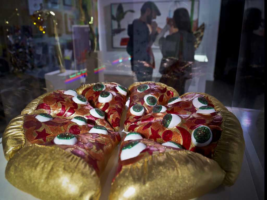 Eat Your Heart Out at the Pizza Museum