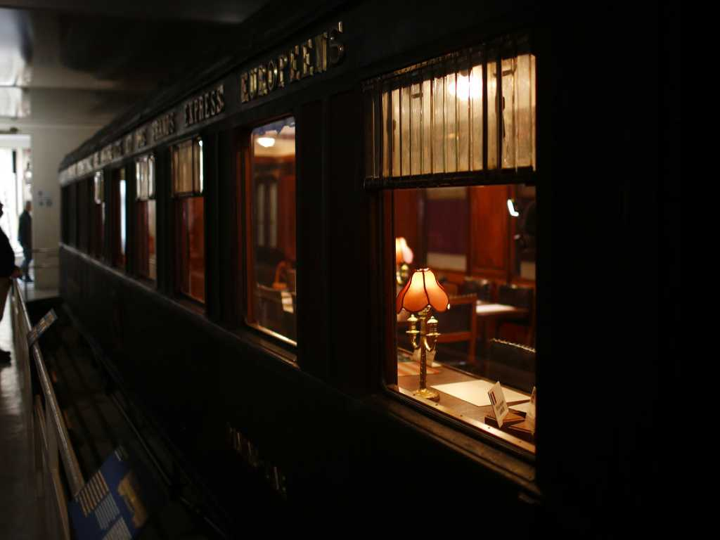 A Train Car for History at the Armistice Museum