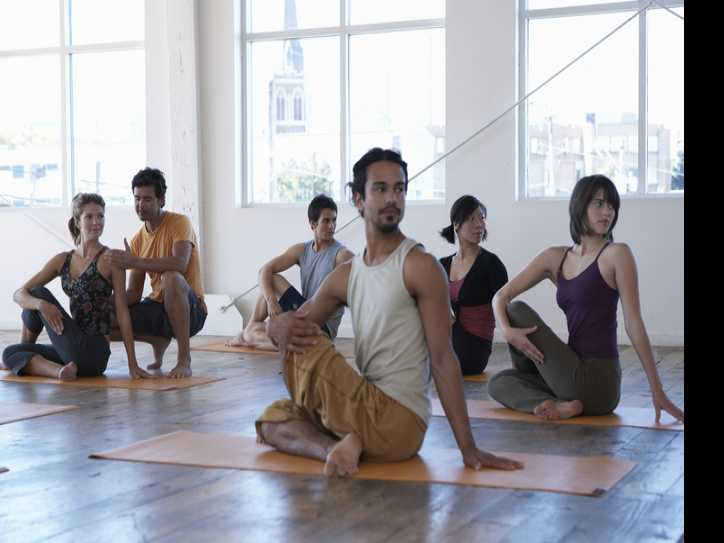 More Americans are Doing Yoga, Says New Report