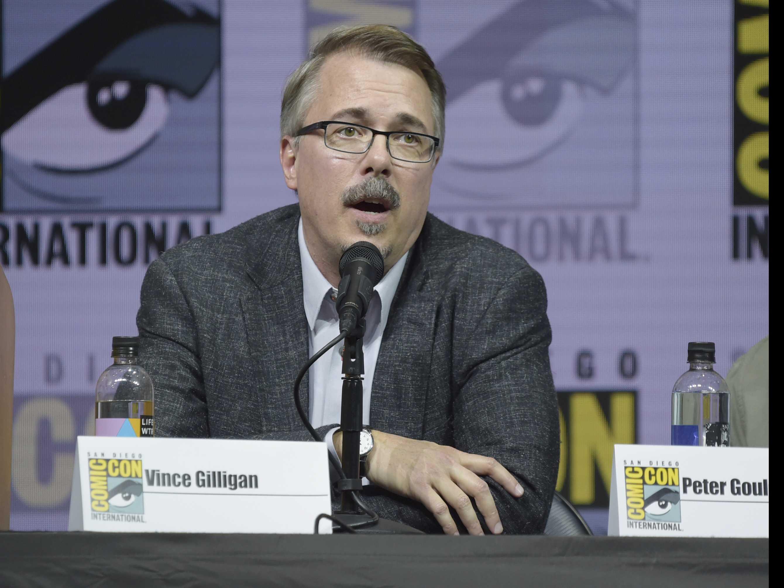 Bryan Cranston Confirms 'Breaking Bad' Movie in Development