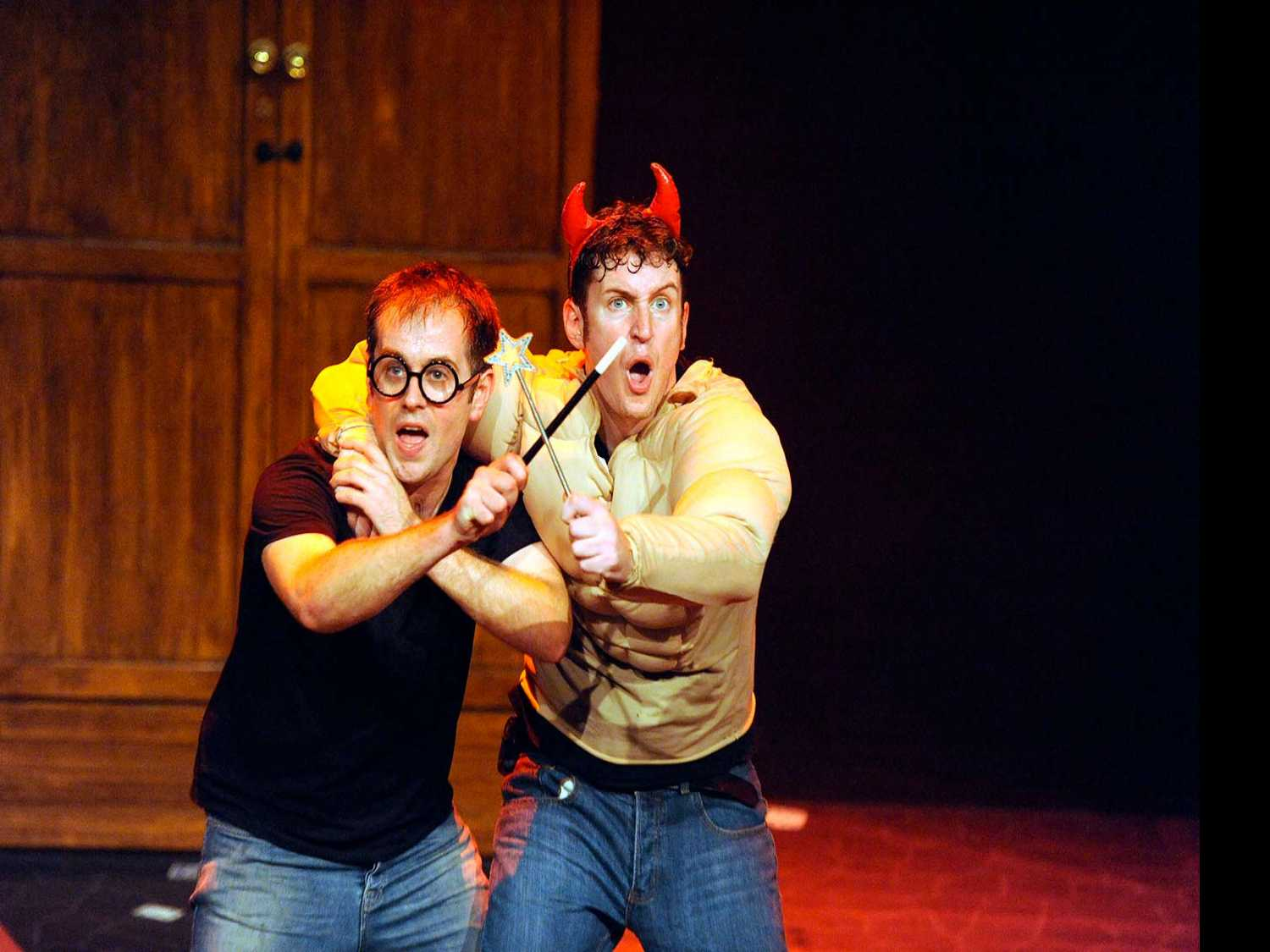 Review :: Potted Potter- The Unauthorized Harry Experience
