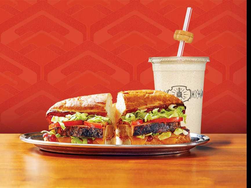 Potbelly Introduces Turducken Sandwich and Pumpkin Pie Shake