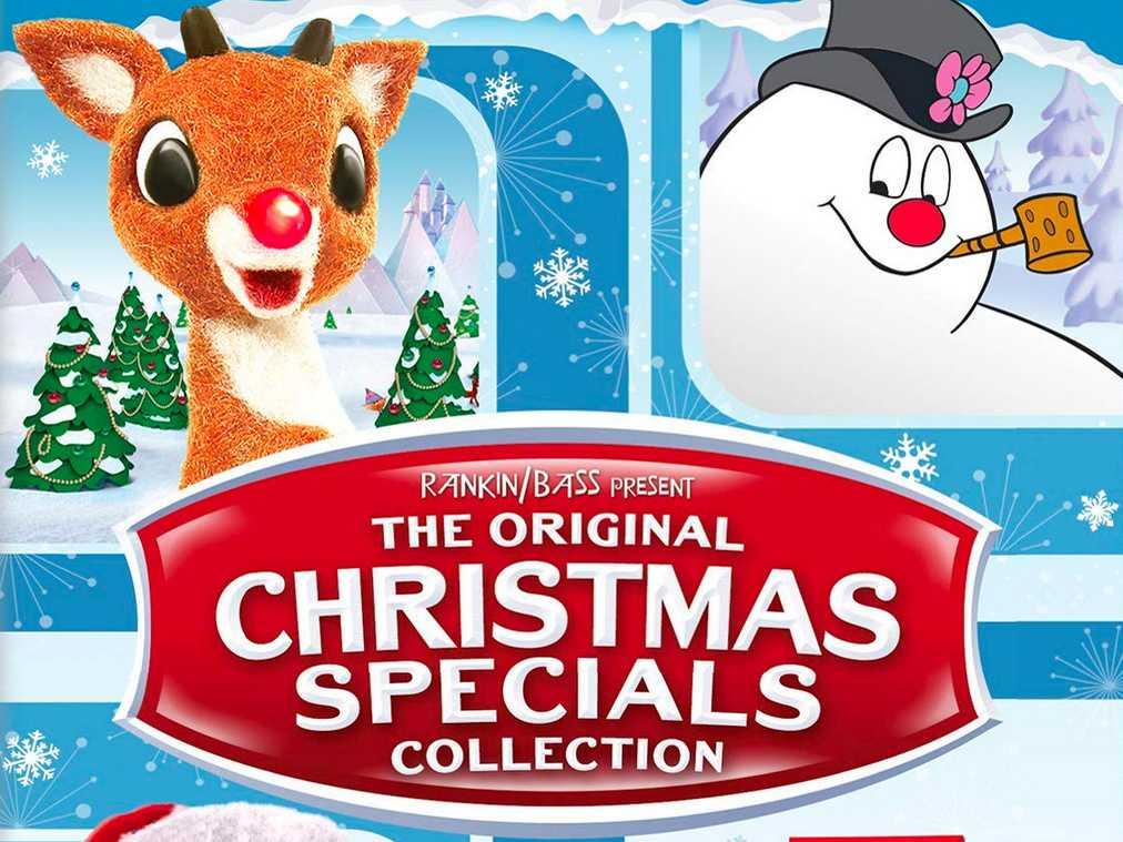 Review :: The Original Christmas Specials Collection
