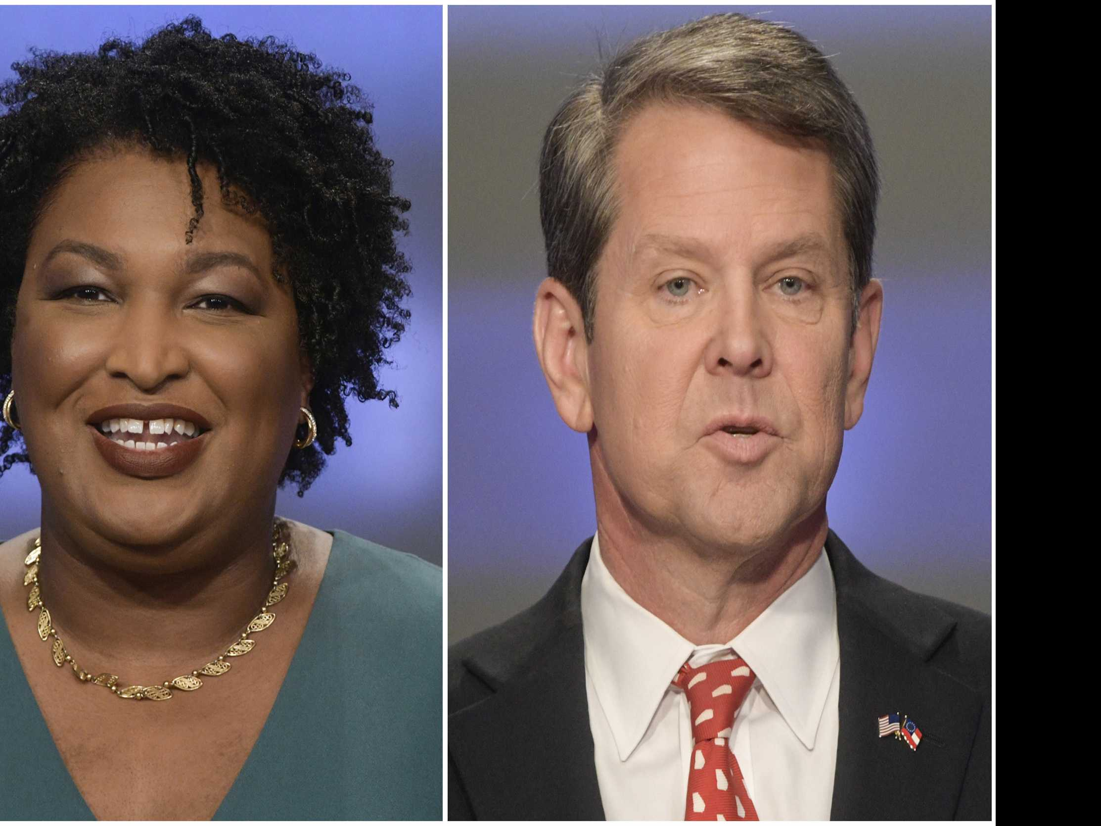 Kemp Pushes Abrams to Concede in Georgia Gubernatorial Race