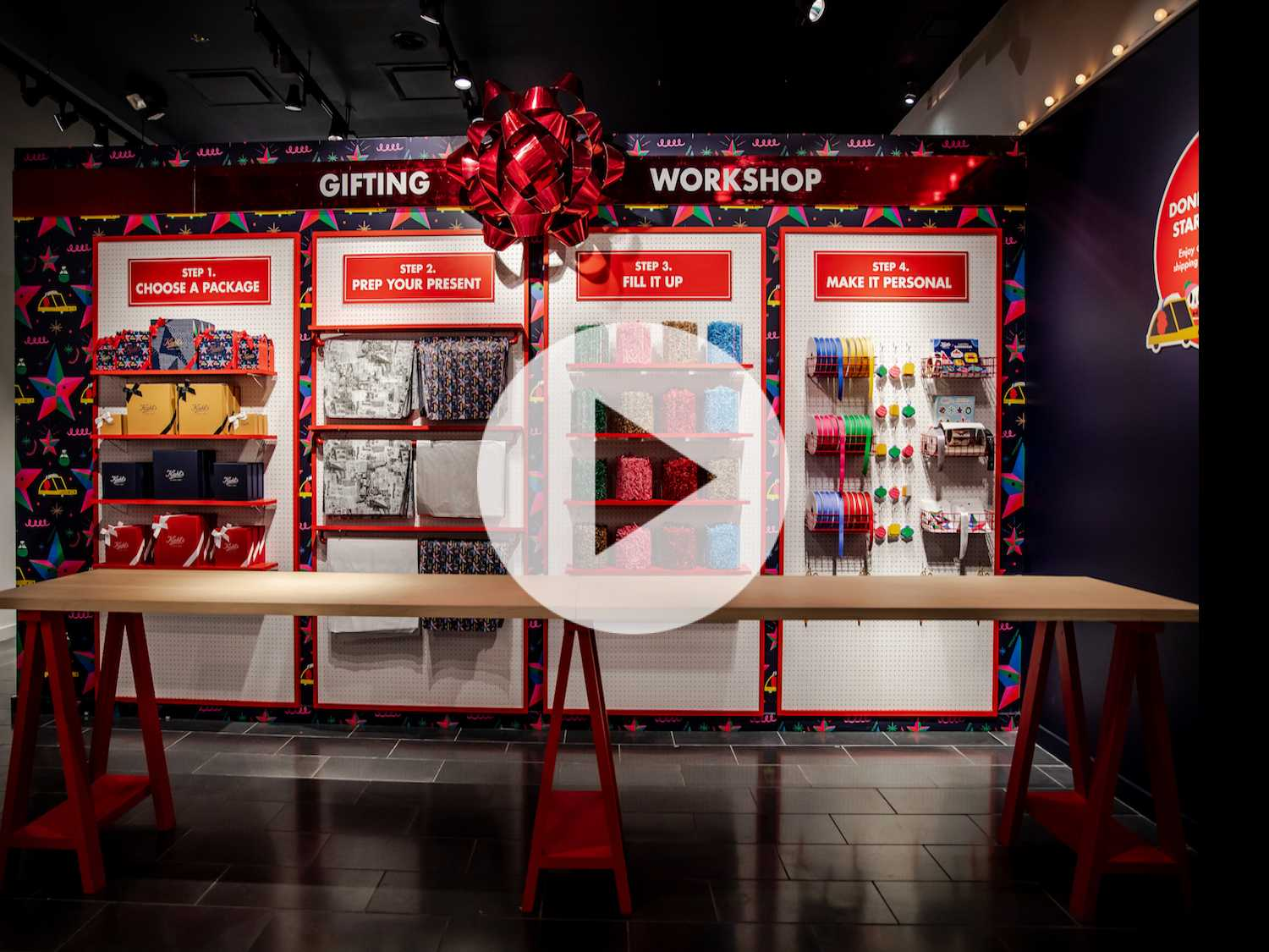 Kiehl's Opens First-Ever Gifting Pop-Up Shop in NYC