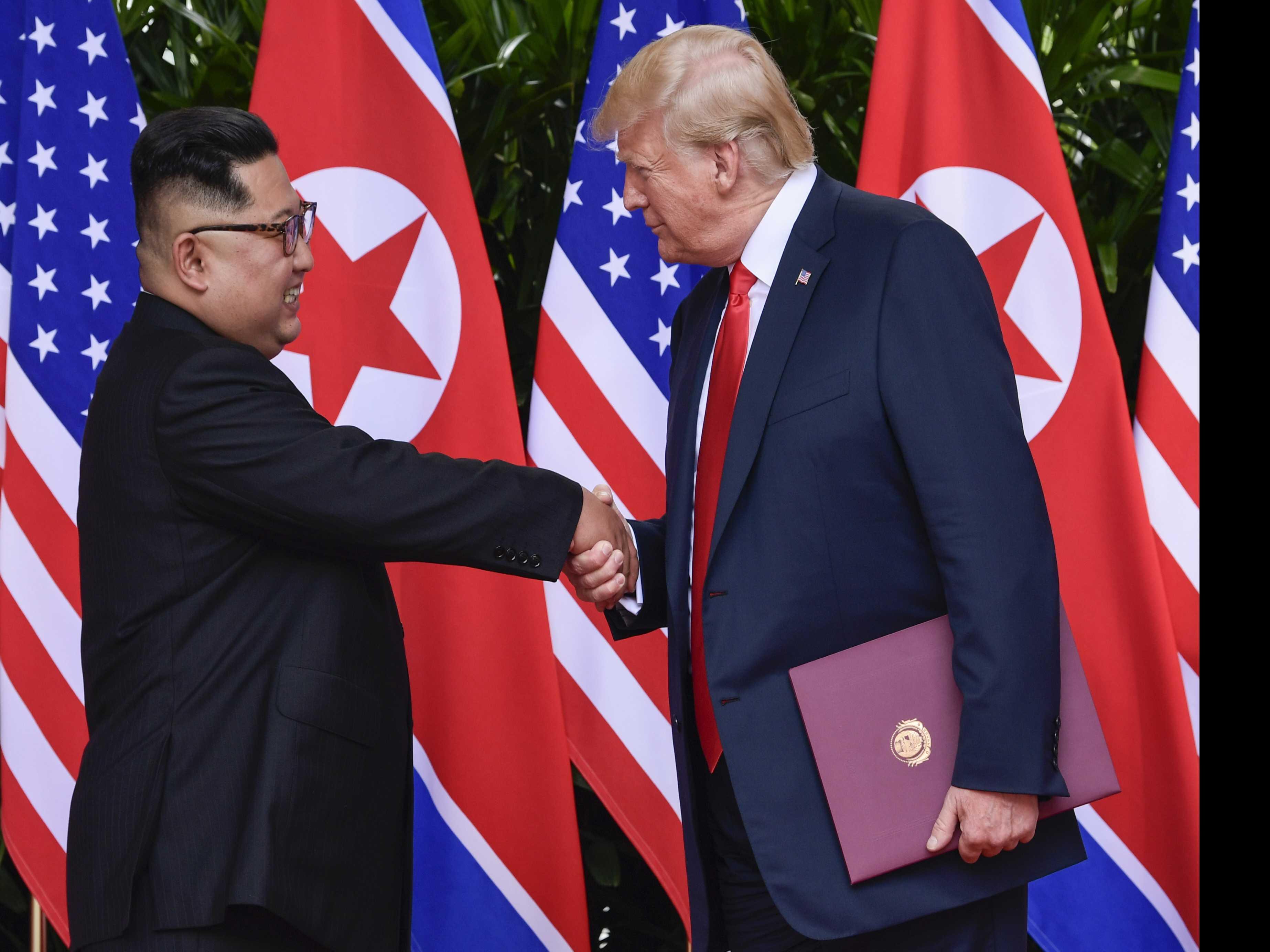 U.S. Analysts Locate Secret North Korean Missile Sites