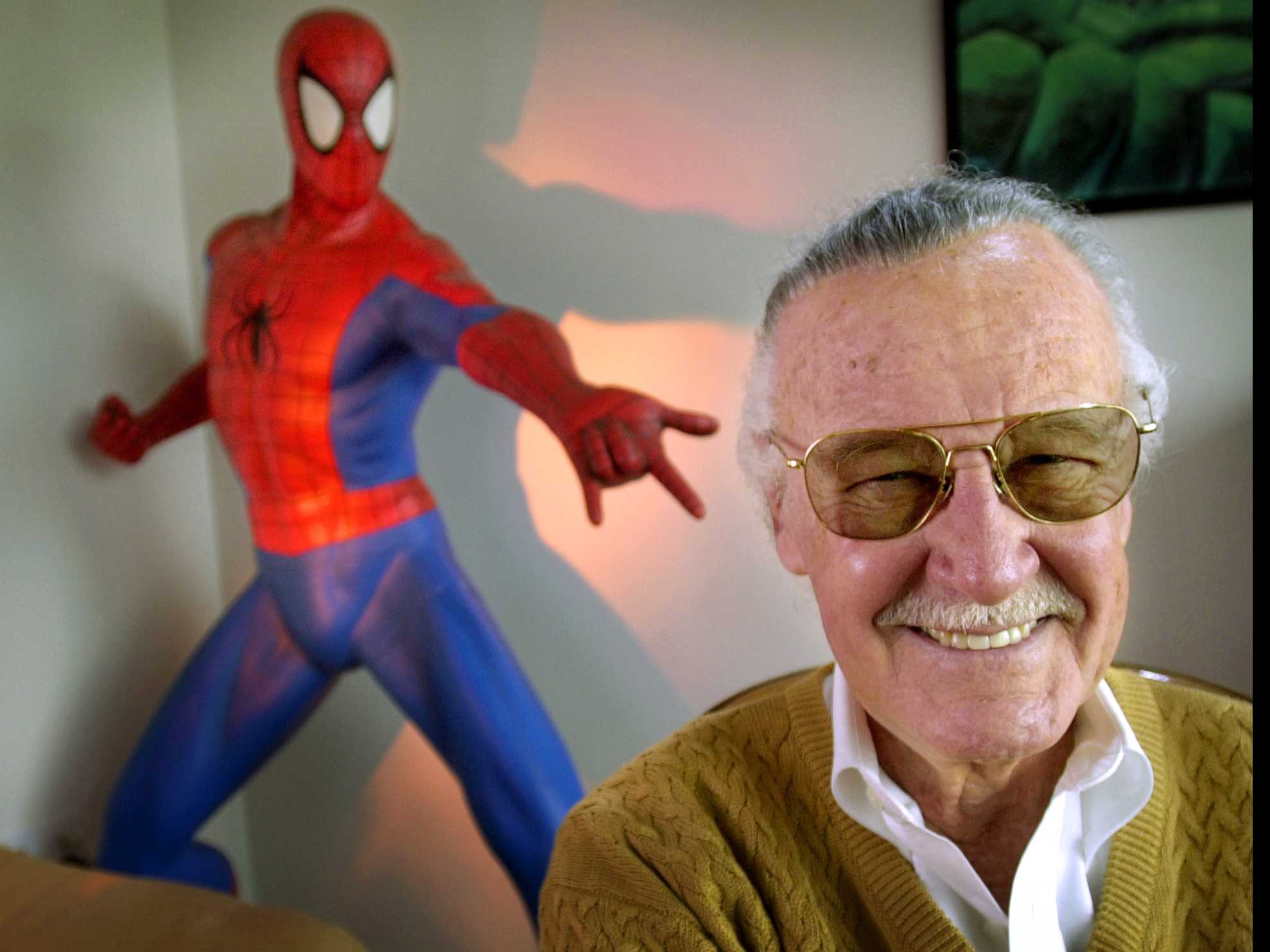 A Universe of Flawed Heroes: Stan Lee was Ahead of His Time