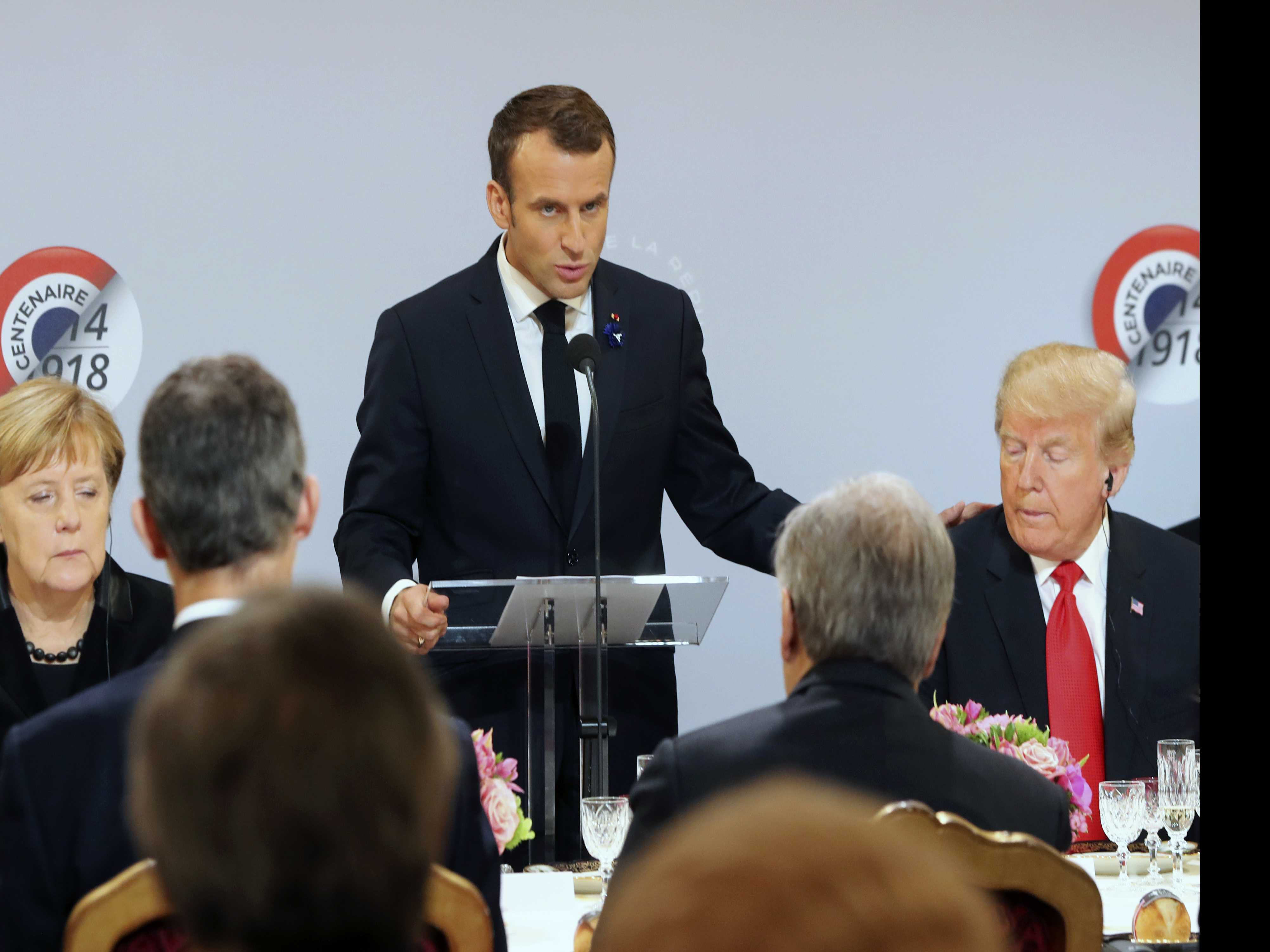 Trump Suggests France Would have Been Defeated without US
