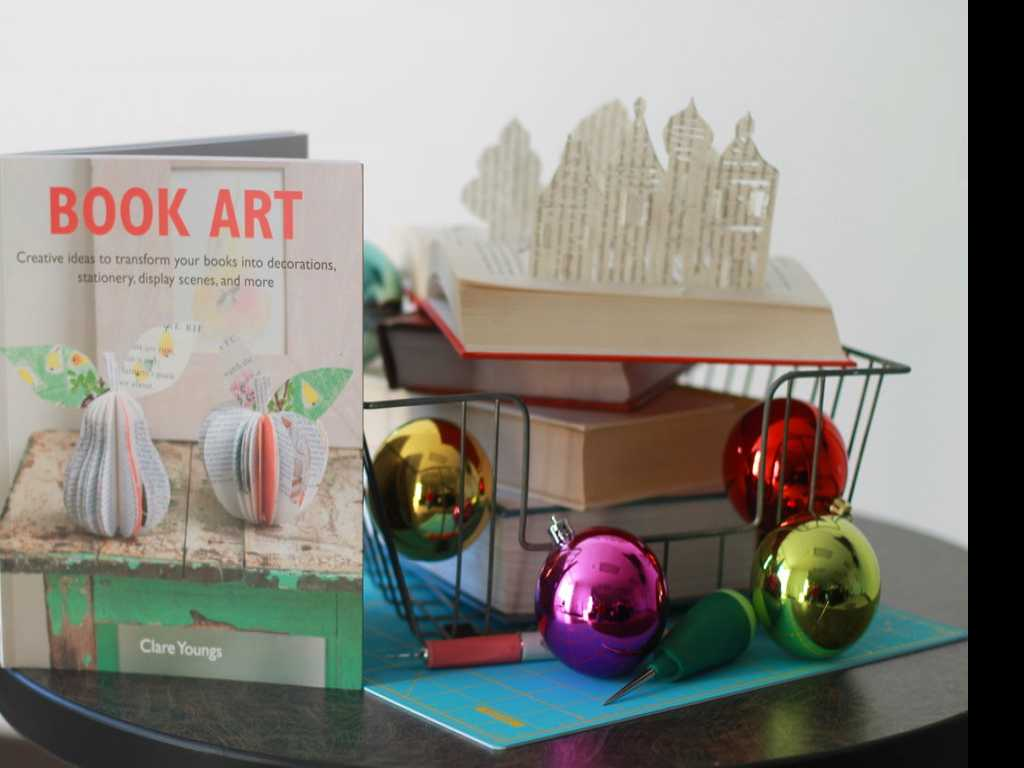 For Crafty Gifts, Pair How-To Books with Supplies