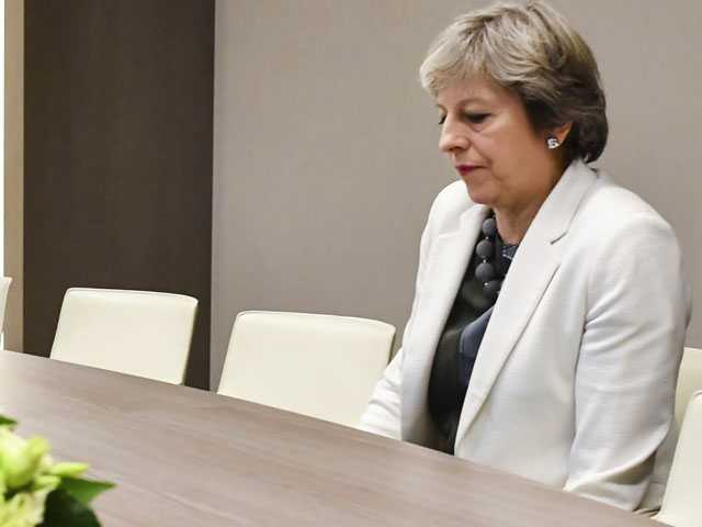 D-Day for May as She Seeks Backing for Draft Brexit Deal