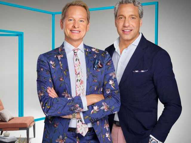 Carson Kressley & Tom Filicia 'Get a Room' on New Bravo Home Design Show