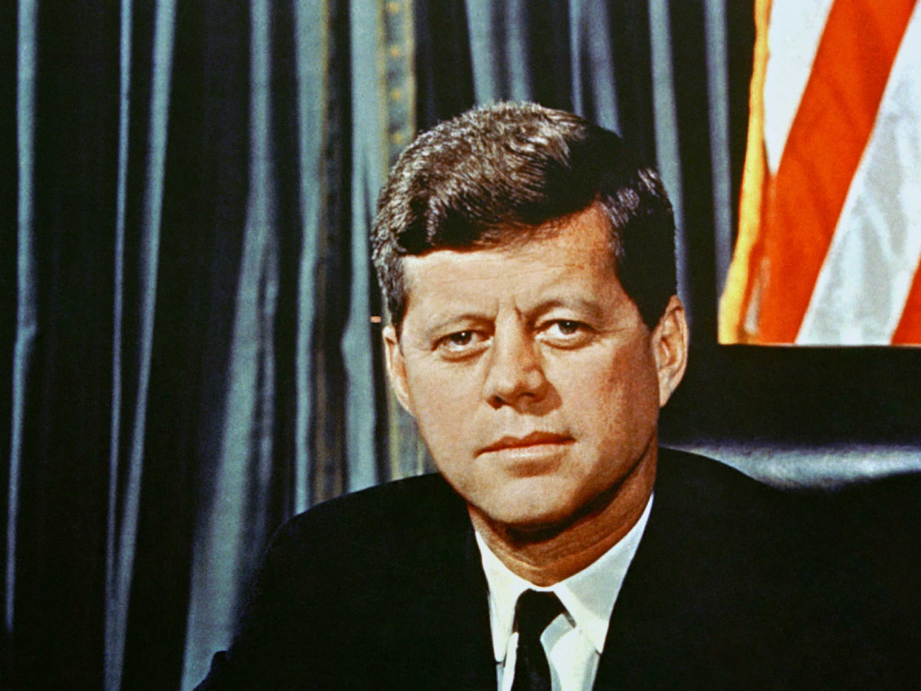 JFK Twitter Account Aims to Show President's Words 'Count'