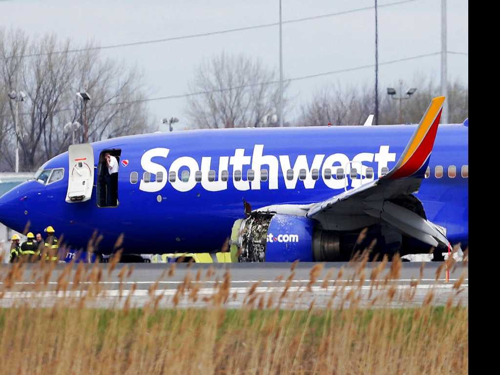 Chilling Details of Fatal Southwest Flight