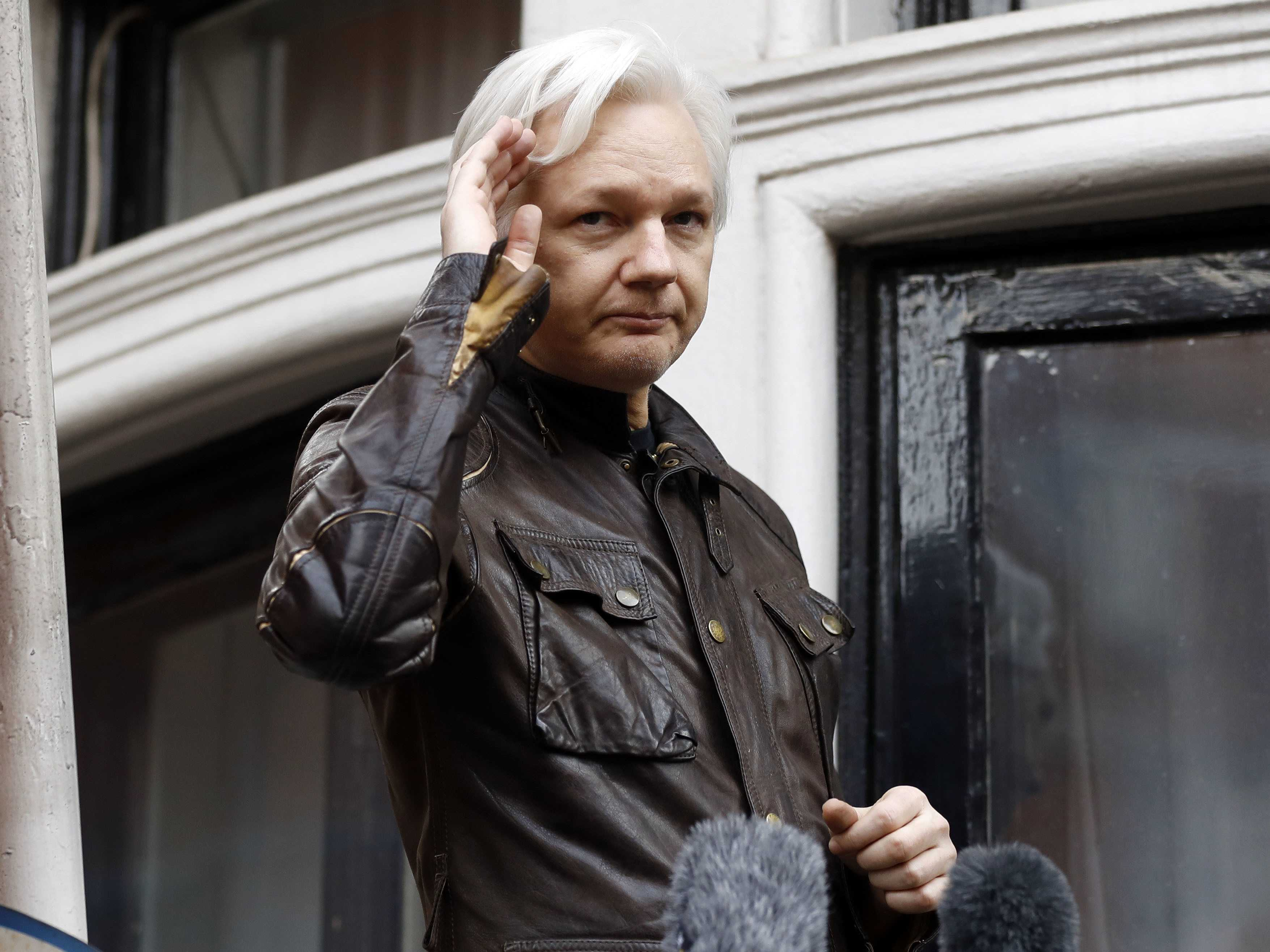 WikiLeaks Chief Could See Charges, U.S. Court Filing Suggests