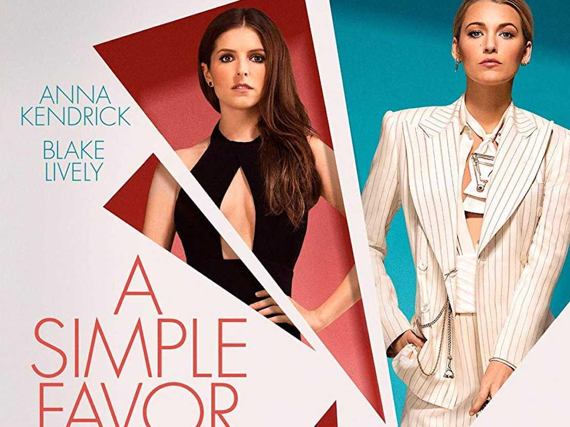Review :: A Simple Favor