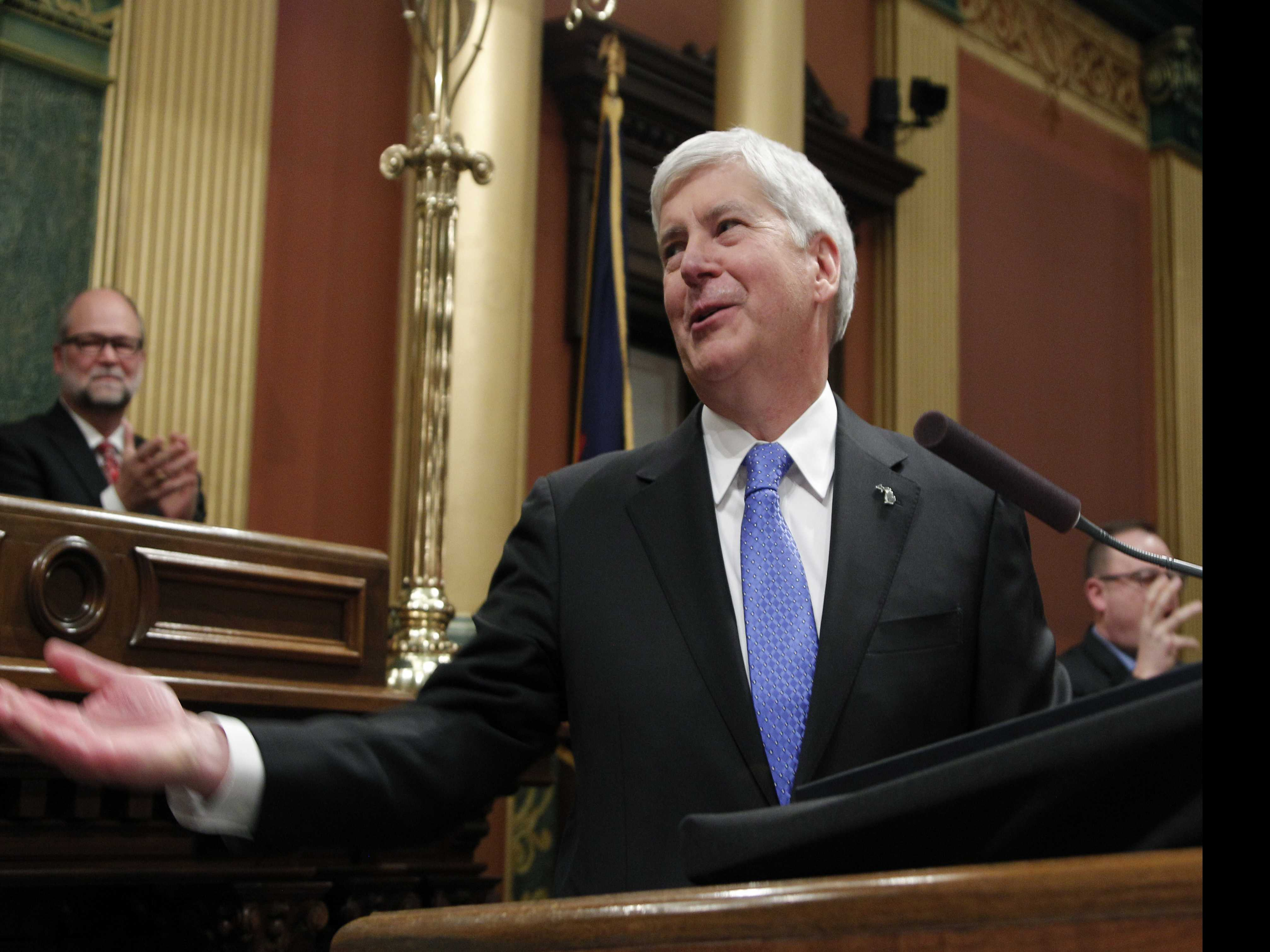GOP Legislatures Try to Curb Democratic Governors' Power