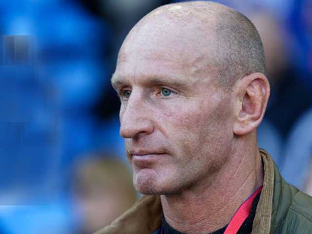 Watch: Out Rugby Player Gareth Thomas Says He's 'the Victim of a Hate Crime'