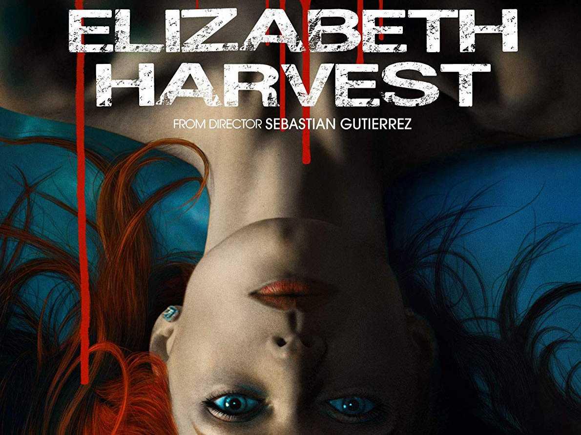Review :: Elizabeth Harvest