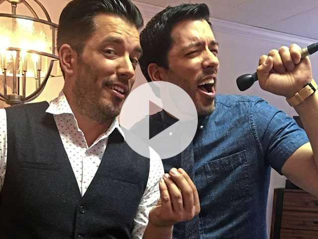 Watch: The Property Brothers Read Thirsty Tweets