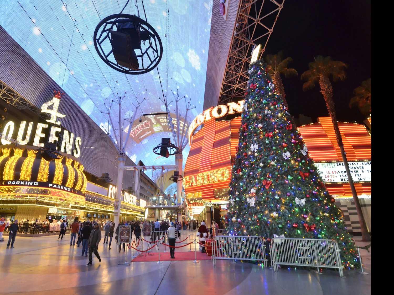 Las Vegas Decks the Halls for the Holiday Season