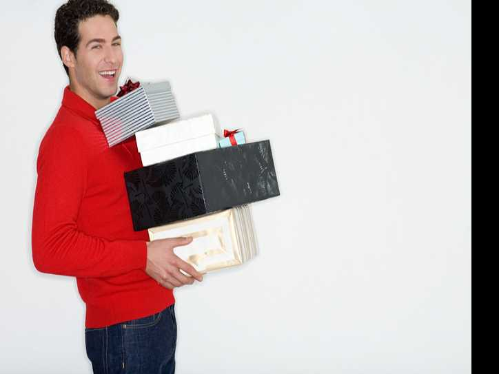 One Third of Black Friday Shoppers Hide Purchases