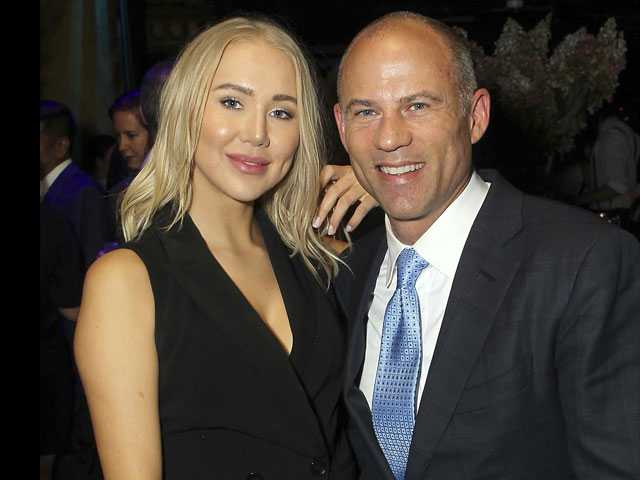 Woman Claims Avenatti Dragged Her By Arm Across Floor