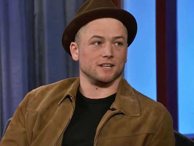 After Instagram Post, Actor Taron Egerton Discusses Sexuality