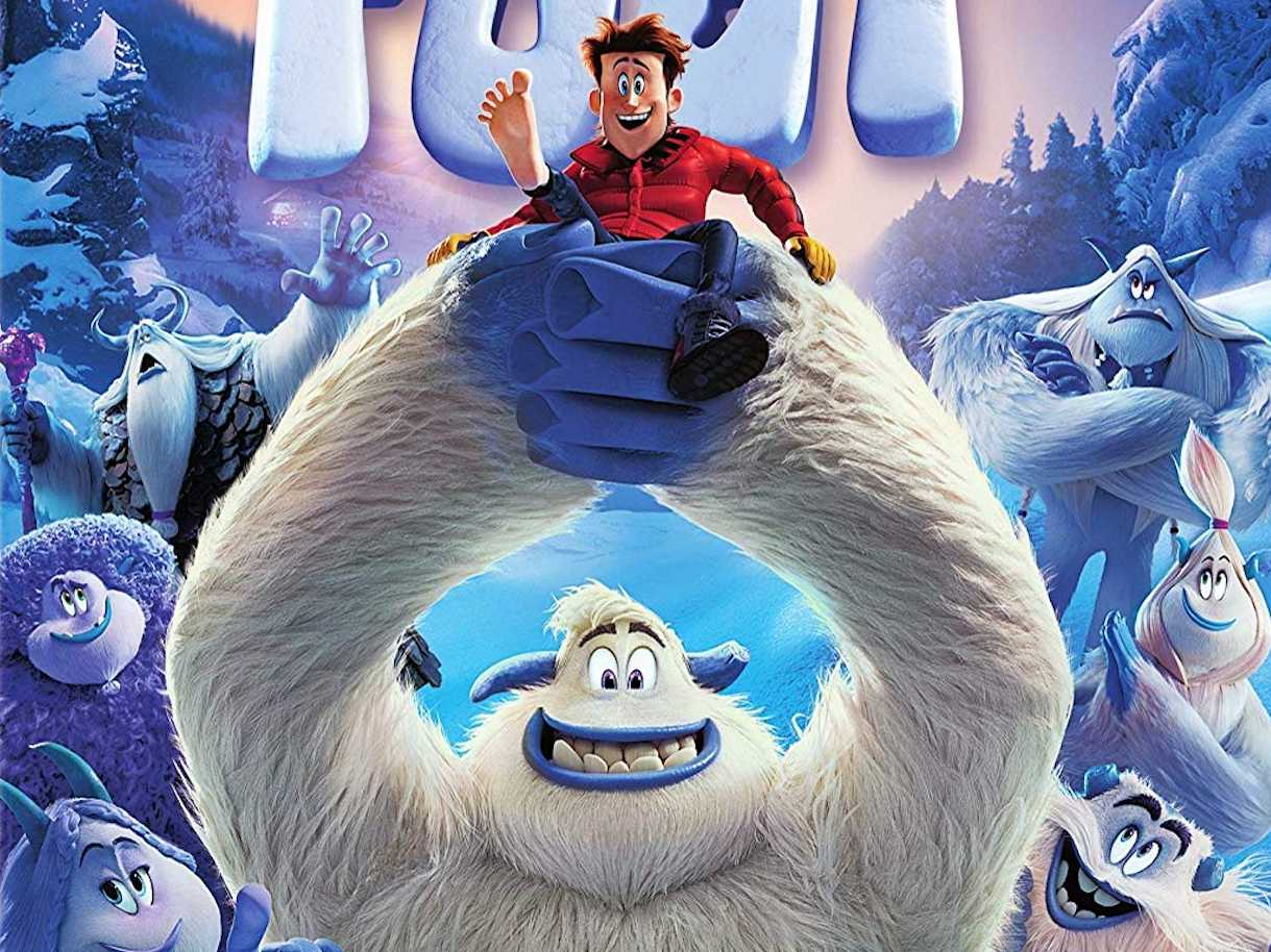 Review :: Smallfoot