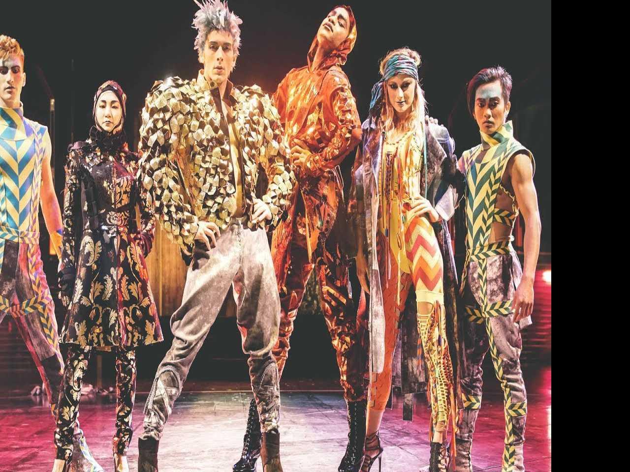 Review :: Volta (Cirque du Soleil)