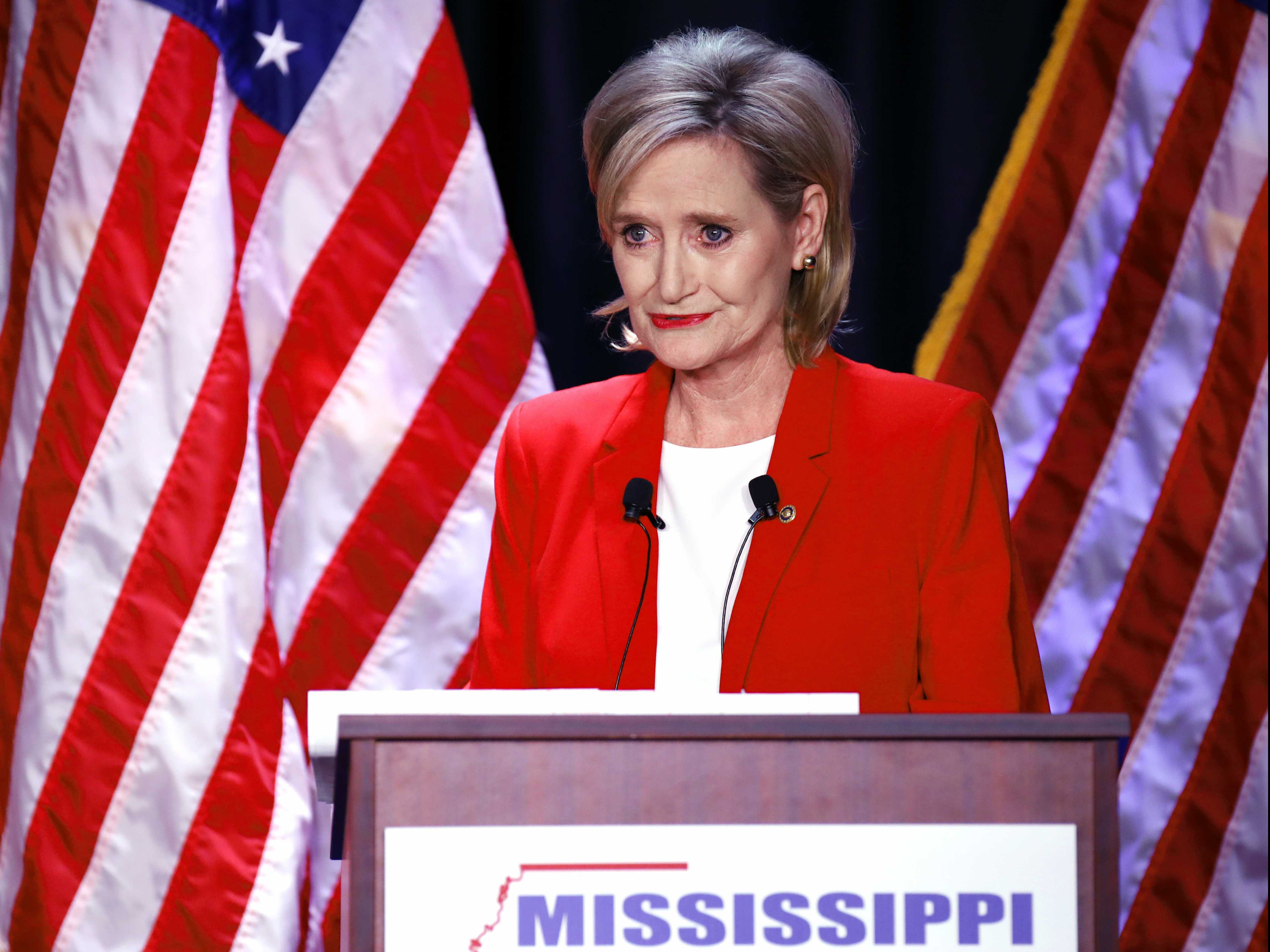 Mississippi Senator Banking on Boost from Trump Rallies