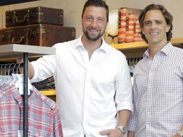 Untuckit: More Stores, Roomy Shirts for Beefy Guys